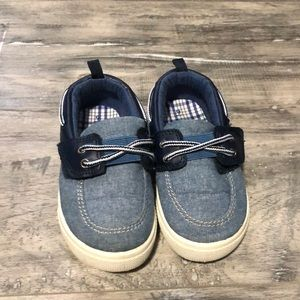 Carter's toddler boys shoes